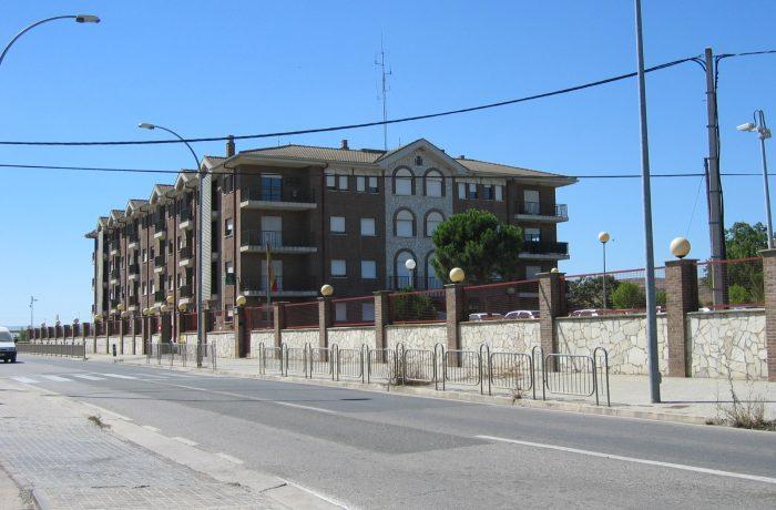 Cuartel Guardia Civil en Fraga