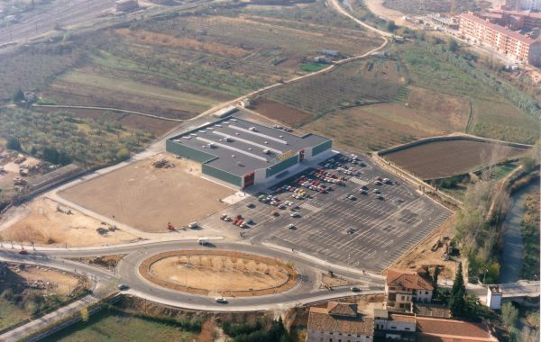 Centro comercial Calatayud