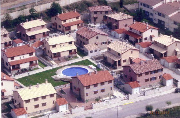 Urbanización en Boltaña