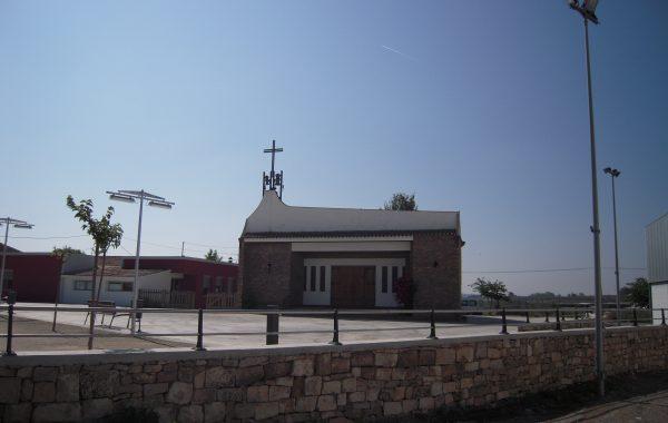 Urbanización de iglesia