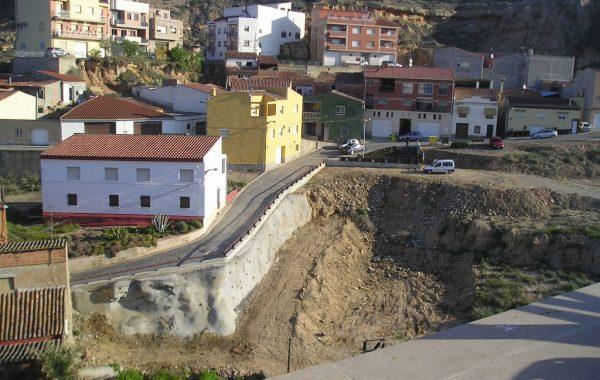 Consolidación barrio Atarazanas