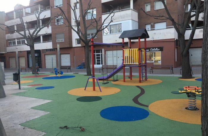 Remodelación Plaza Tarascon