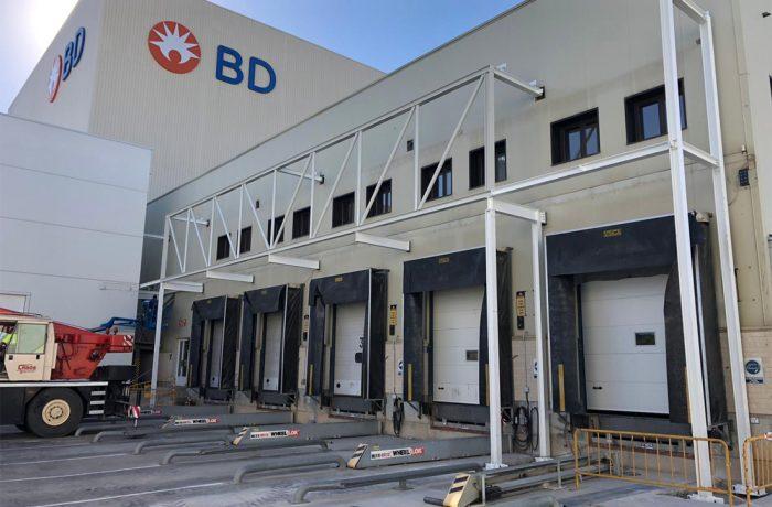 Pasarela Peatonal BD